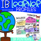 IB PYP Learner Profile Posters (Watercolor)
