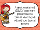 IB PYP- Learner Profile Posters for Music