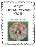 IB PYP Learner Profile Wheel