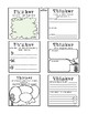 IB PYP Printable Post Its for Reading Comprehension