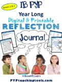 IB PYP Reflection Journal for Little Kids -  A Year Long Journey of Discovery