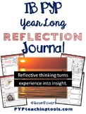 IB PYP Reflection Journal for the Whole Year: Developing Higher Level Thinking
