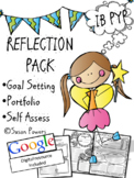 IB PYP Reflection and Goal Setting Print and Go Pack