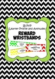 IB PYP Reward Wristbands