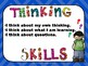IB PYP Approaches to Learning Skills Posters for Little Kids