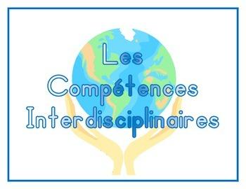IB PYP Transdisciplinary Skills - French