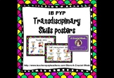 IB PYP Transdisciplinary Skills / Approaches to Learning Posters