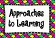 IB PYP Transdisciplinary Skills Posters