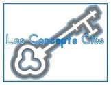 IB PYP key concepts - French