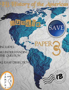 IB Paper 3 History of the Americas - Bundle