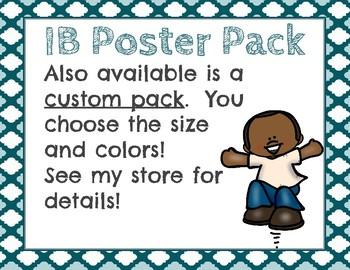 IB Poster Pack