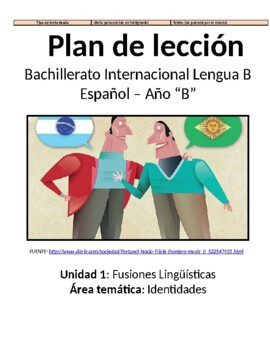 Entire B-year curriculum for IB Spanish IV / V SL and HL classes