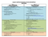 IB Spanish IV and V HL / SL two-year course curriculum gui