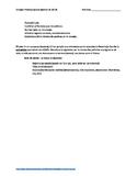 IB Spanish Paper 2 Practice -- 5 Essay Topics