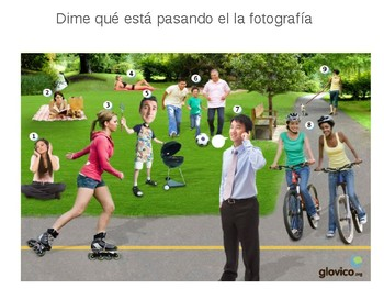 IB Spanish Picture Prompts