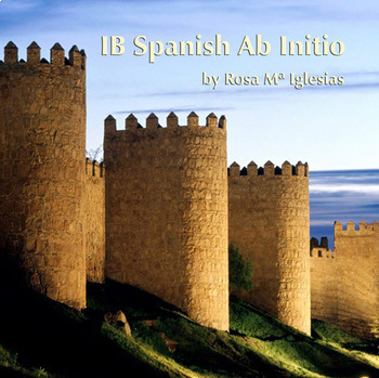 IB Spanish ab initio-¿De dónde eres? Second Unit