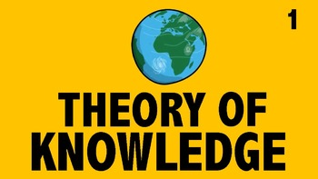 IB Theory of Knowledge - What Knowledge is important?