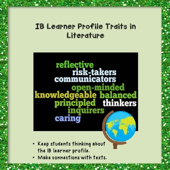 IB Learner Profile Traits in Literature