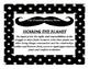 IB Transdisciplinary Themes-mustache with polka dot theme