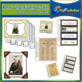 Women's Suffrage: Elizabeth Cady Stanton Interactive Foldable Booklets