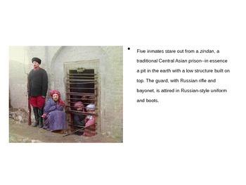 IB and GCSE History: Russia