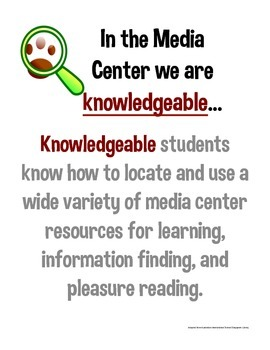 IB in the Library Media Center
