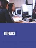 "IB learner profile ""thinkers"" rough draft"