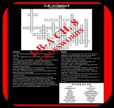 IBA Chapter 8: Protecting Yourself Online (CROSSWORD PUZZLE)