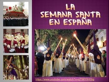 IB/AP/3H Spanish - Celebraciones (Celebrations) - Semana S