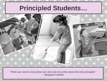 IBO/PYP Introduction to the LEARNER PROFILE PowerPoint PPT