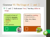 IC Lesson 2 Dialogue II with Grammar