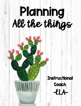 Instructional Coach Detailer (planner) ELA/SS