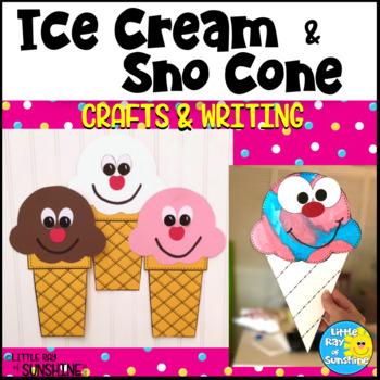 Ice Cream Cone Craft