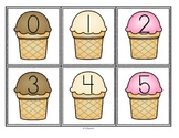 ICE CREAM Numbers FREE