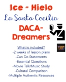 ICE-Hielo by La Santa Cecilia Movie Talk, Cloze and More