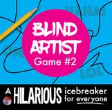 [ICEBREAKER] Blind Artist Game: Version #2