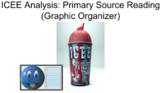 ICEE Analysis: Primary Source Reading (Graphic Organizer)