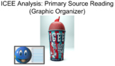 ICEE Analysis: Primary Source Reading (Graphic Organizer)