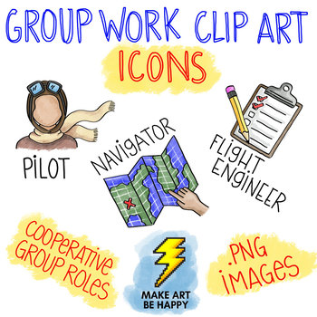 ICONS: Group Work Roles