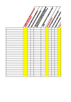 ICT Capabilities Tracking Sheets Australian Curriculum