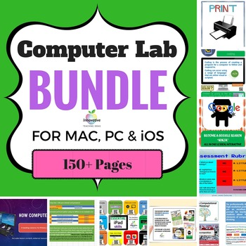 ICT Computer Lab Bundle