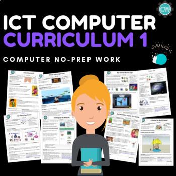 ICT Curriculum - Book 1 (Computer Course)