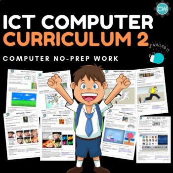 ICT Curriculum - Book 2 (Computer Course)