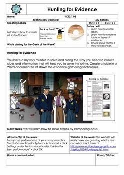 ICT Curriculum - Book 3 (Computer Course)