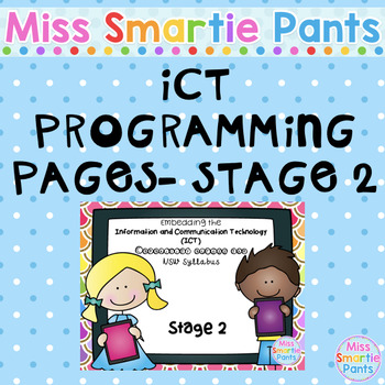 ICT Programming Pages- Stage 2