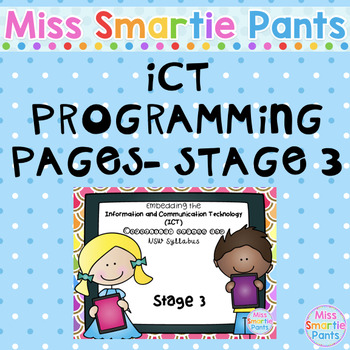 ICT Programming Pages- Stage 3