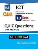 ICT Quiz Questions - Set 1