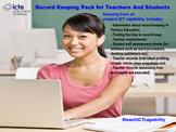 Student Progress Tracker: ICT Skills Monitoring