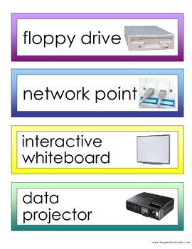 ICT Vocab Flashcards
