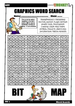 ICT Word Searches